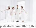 婚禮 新娘 人 38762363