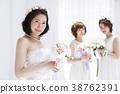 新娘 婚禮 女生 38762391