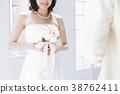 웨딩, 결혼식, 신부 38762411