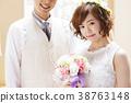 婚禮新娘婦女婚姻新娘 38763148