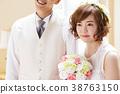 婚禮新娘婦女婚姻新娘 38763150
