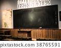 쇼와 시대의 학교 교실 38765591