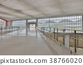 a Midfield Concourse at HK international Airport. 38766020