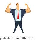 強壯 男性 男人 38767110