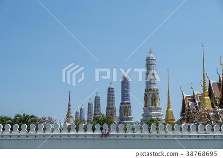 wat phra kaew, famous landmark 38768695