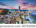Keelung, Taiwan Skyline 38769089