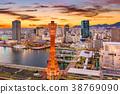 Kobe, Japan Skyline 38769090