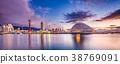 Kobe, Japan Skyline 38769091