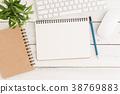 桌子 辦公桌 鼠標 38769883