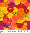 春天 春 無縫的 38771773