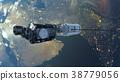 人造衛星 空間 宇宙的 38779056