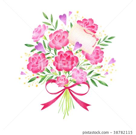 花束 诗句 母亲节 38782115