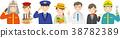 一個職業 38782389