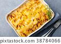 奶酪 芝士 奶油烤菜 38784066