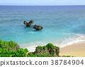 해변, 비치, 바다 38784904