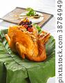 braised chicken 38784949