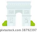 Arc de Triomphe 38792397