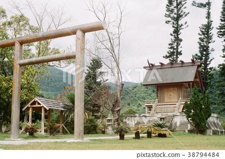 鹿野神社 38794484