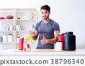 protein, supplement, supplements 38796340