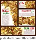 pasta italian cuisine 38796688