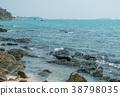 Beautiful landscape of sea  38798035