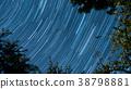 star, starry sky photo, locus 38798881
