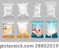 vector, porridge, packaging 38802019