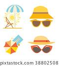 夏天 夏 帽子 38802508