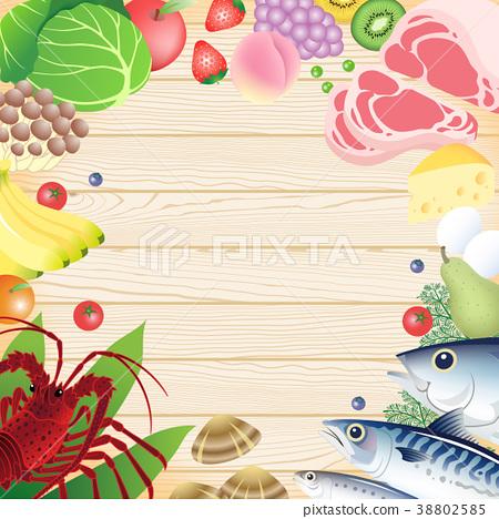 อาหารพนักงานอาหาร 38802585