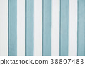 wooden wall paint white and blue stripe vertical 38807483