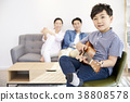 家,生活,家庭,韓國 38808578