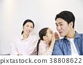 가족, 딸, 아빠 38808622
