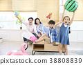 家,生活,家庭,韓國 38808839