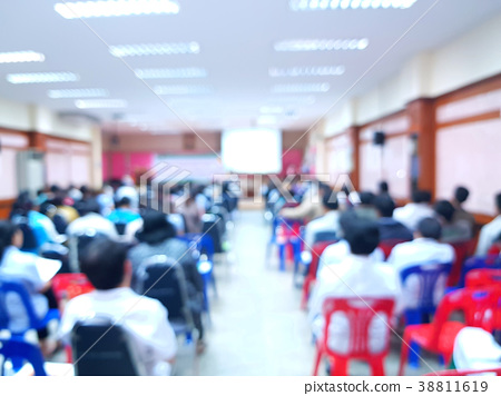 blurred pictures of Conference   38811619
