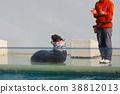 การแสดงของสิงโตทะเล, พิพิธภัณฑ์สัตว์น้ำชินางาวะ 38812013