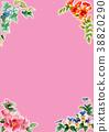 botanic, botanical, chinese trumpet creeper 38820290