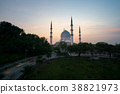 Salahuddin Abdul Aziz Shah Mosque, Malaysia. 38821973