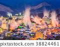 Beppu Japan Skyline 38824461