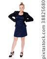Blond Woman 38825680