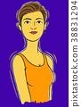 30多歲和40多歲的女性 38831294