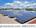 太陽能板 38832441