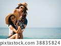 Couples lesbianuse retro camea selfie  38835824
