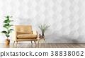 3d, armchair, coffee 38838062