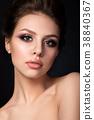 女人 女性 化妆 38840367