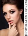 女人 女性 化妆 38840368