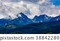 Beautiful natural landscape of the Alps. 38842280