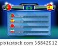 National Flag Badge Group B 38842912