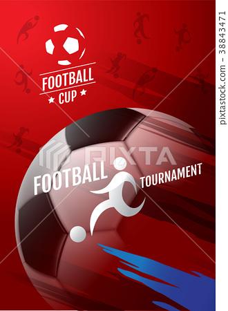 Template Sport Layout Design, Flat Design, Graphic 38843471