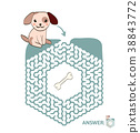 maze game puzzle 38843772
