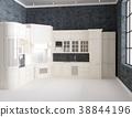 kitchen room interior 38844196